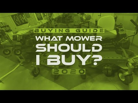 Ballard Inc - What Lawn Mower Should I Buy? Easy Guide To Buying The Best Mower For Your Company!