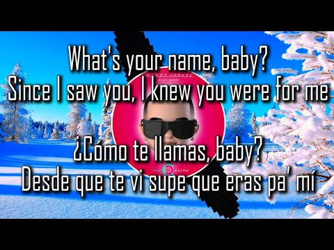 Con Calma / English And Spanish / Daddy Yankee Feat. Snow