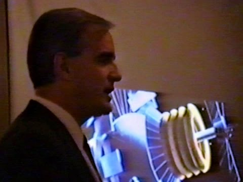 SSI Classic: Gregg Maryniak at AIAA 1992 (part two)