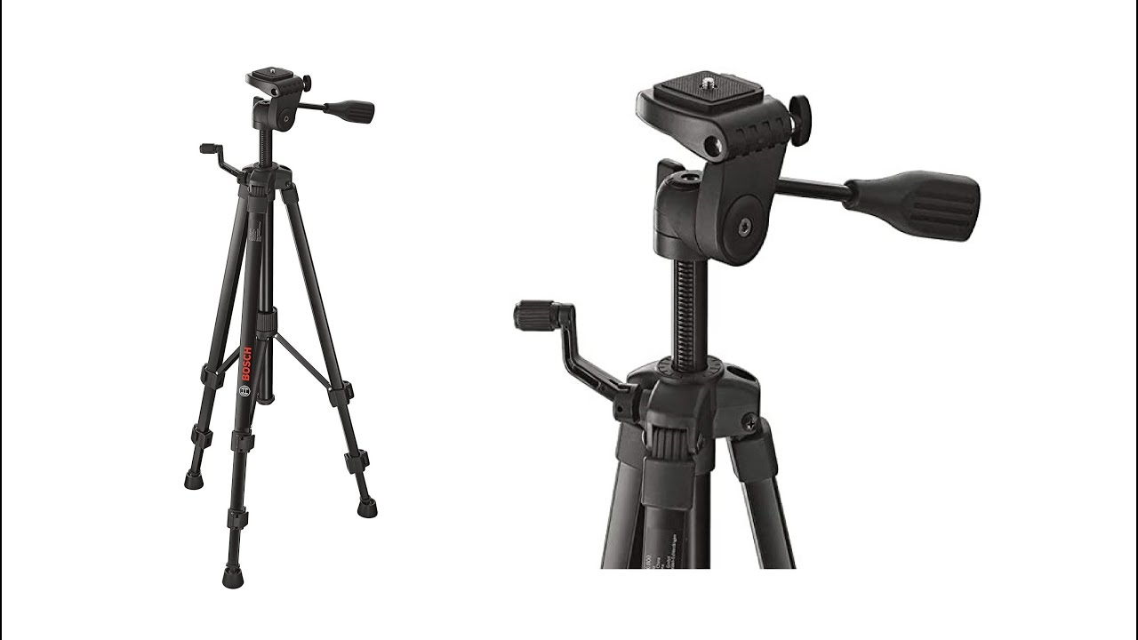bosch bt 150 tripod youtube. Black Bedroom Furniture Sets. Home Design Ideas