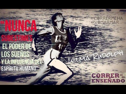 La historia de la atleta Wilma Rudoplh
