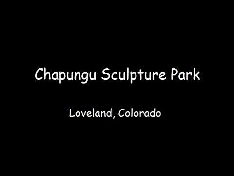 Chapungu Sculpture Park - Drone Flight