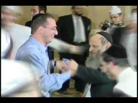 Dancing By Shabbat With Oorah '09 (Music by The Yosis Orchestra & Eli Gerstner)