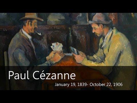 Cezanne Biography from Goodbye-Art Academy