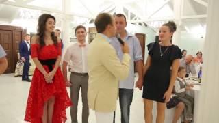 Танцы и конкурс! Свадьба Анатолий и Лилия
