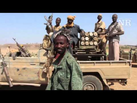 SRF Repel SAF attack, hold road to South Sudan