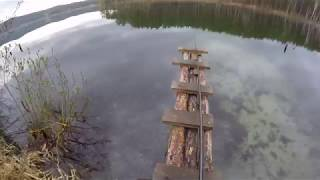 рыбалка на тургояке лето 2016г.