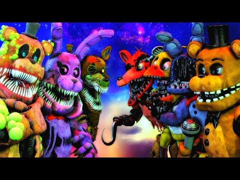 [SFM FNAF] Twisted Vs Withered