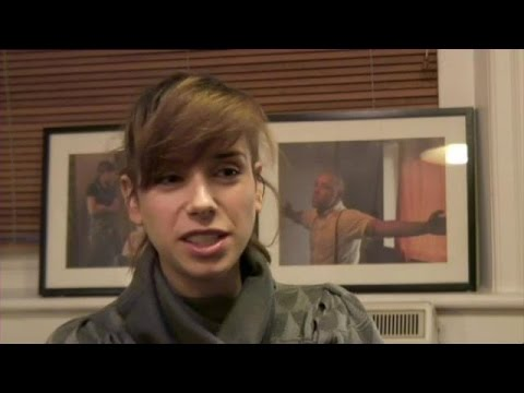 Sally Hawkins on making SUBMARINE (2010)