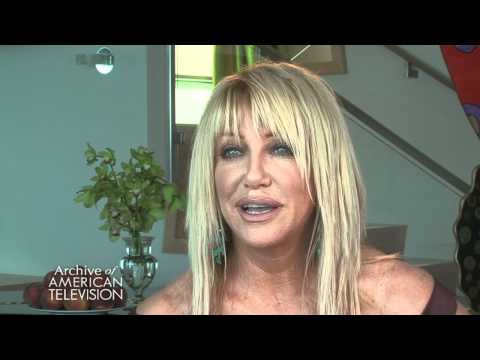 "Suzanne Somers on leaving the role of ""Chrissy"" on Three's Company - EMMYTVLEGENDS.ORG"
