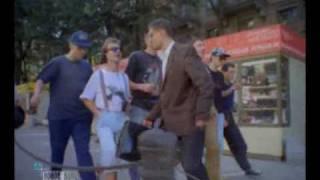 Самый первый фильм Константина Хабенского 1994 год. «На кого Бог пошлёт».
