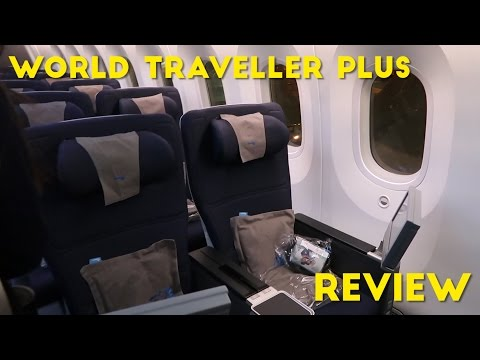Flight Review: British Airways World Traveller Plus EWR to LHR (787 Dreamliner)