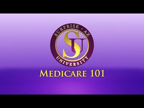 Surprise University - Medicare 101 video thumbnail