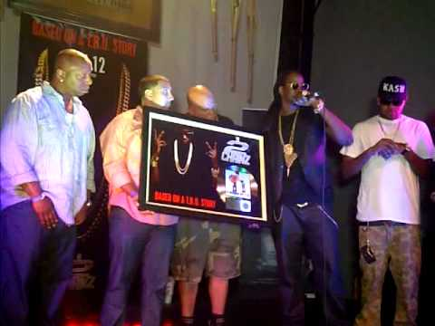 2 Chainz Presented Gold Album from Def Jam Records