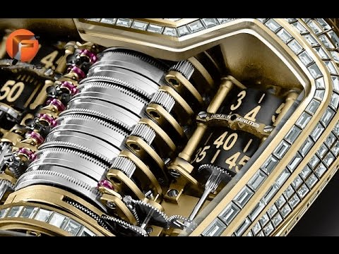 12 INSANE WATCHES You Won't Believe Exist