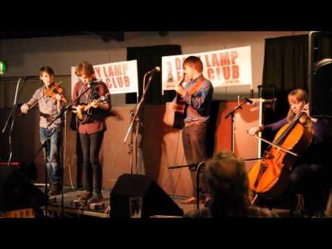 Davy Lamp Folk Club - 21st November 2015 - Folk Degree Students - Bluegrass Tunes