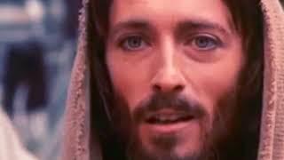 """Вход Господень в Иерусалим. Фрагмент из фильма """"Иисус из Назарета"""" (1977)"""