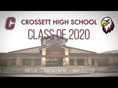 Crossett High School 2020 Virtual Commencement
