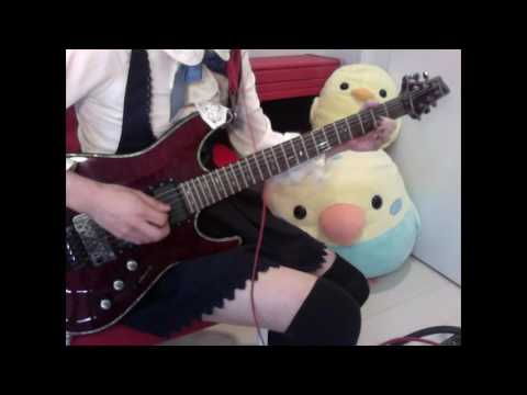 don 39 t let me down band maid guitar cover youtube. Black Bedroom Furniture Sets. Home Design Ideas