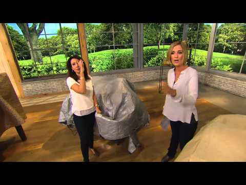 Patio Armor Oversized Outdoor Patio Furniture Cover with Kerstin Lindquist