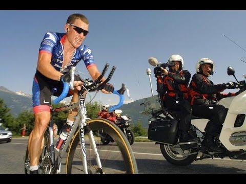 Tour de Suisse 2001 (Highlights) - Lance Armstrong