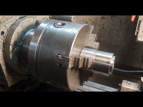 Тюнинг шпинделя токарного станка ТВ-7М часть 2. Испытания