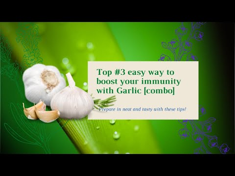 Top 3 Easy Ways To Boost Your Immunity With Garlic, Here's How? | INFO SPOT
