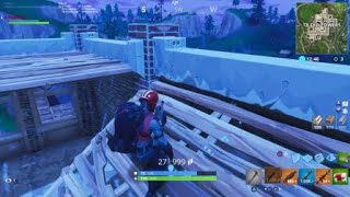 Fortnite(461m explosivo matar-Glitch?)