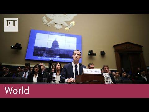 Facebook: Mark Zuckerberg says own data were sold