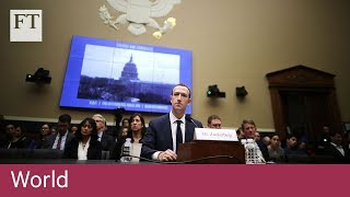 Facebook: Mark Zuckerberg says own data were sold