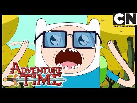 El Verdadero Tú | Hora De Aventura LA | Cartoon Network