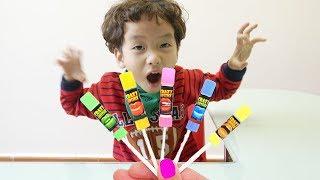 Kinderlieder und lernen Farben lernen Farben Baby spielen Spielzeug Entertainment Kinderreime 2