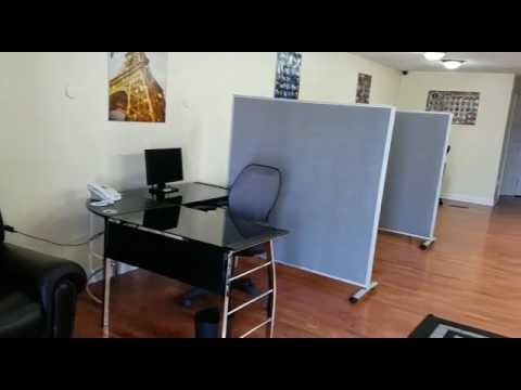 Office Desk Space Rental