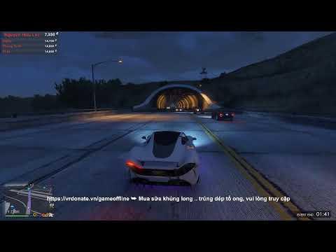 GTA 5 Online - Ai đó giúp mình có nhiều tiền đi, mình muốn mua siêu xe =))
