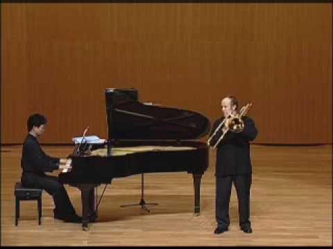 "V.Monti ""Czardas"" For Trombone and Piano"