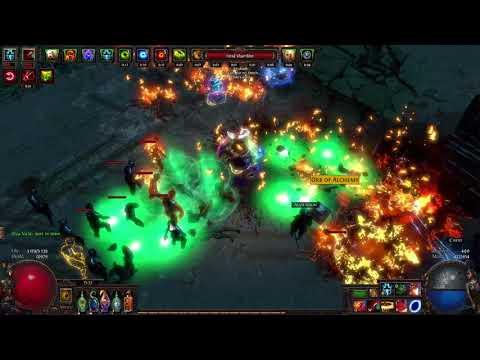 [Build idea] Crit DD Guardian - Path of Exile (3.3 Incursion)