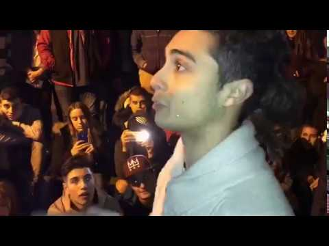 XYTZAR VS ABRAHAM 16avos Clasificatoria CV Battle
