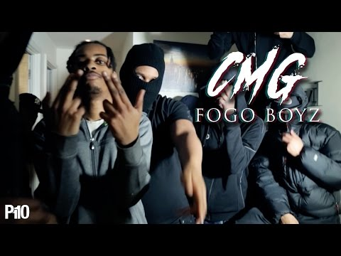 P110 - (CMG) Glockamoley ft CB Stackz, Co D & Y.Quarnz - Dip Dem Boot Dem [Music Video]