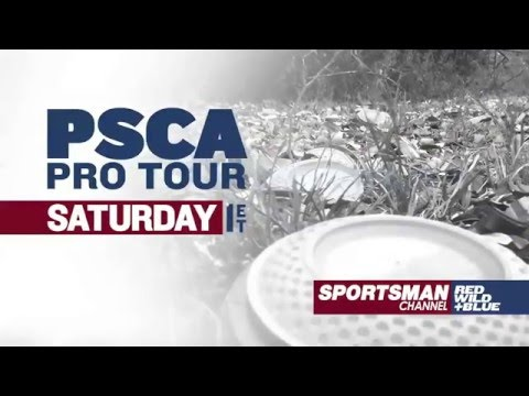 Watch the Professional Sporting Clays Association on the Sportsman Channel