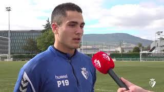 Iván Martínez, convocado por la selección española para el Mundial sub 17