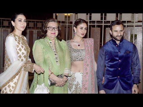 Soha Ali Khan and Kunal Khemu's Wedding Reception