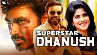 DHANUSH (Enai Noki Paayum Thota) Blockbuster Hindi Dubbed Full Action Romantic Movie | Megha Aakash