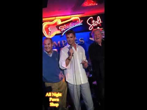 James Best, John Schneider and Rick Hurst at Dimples