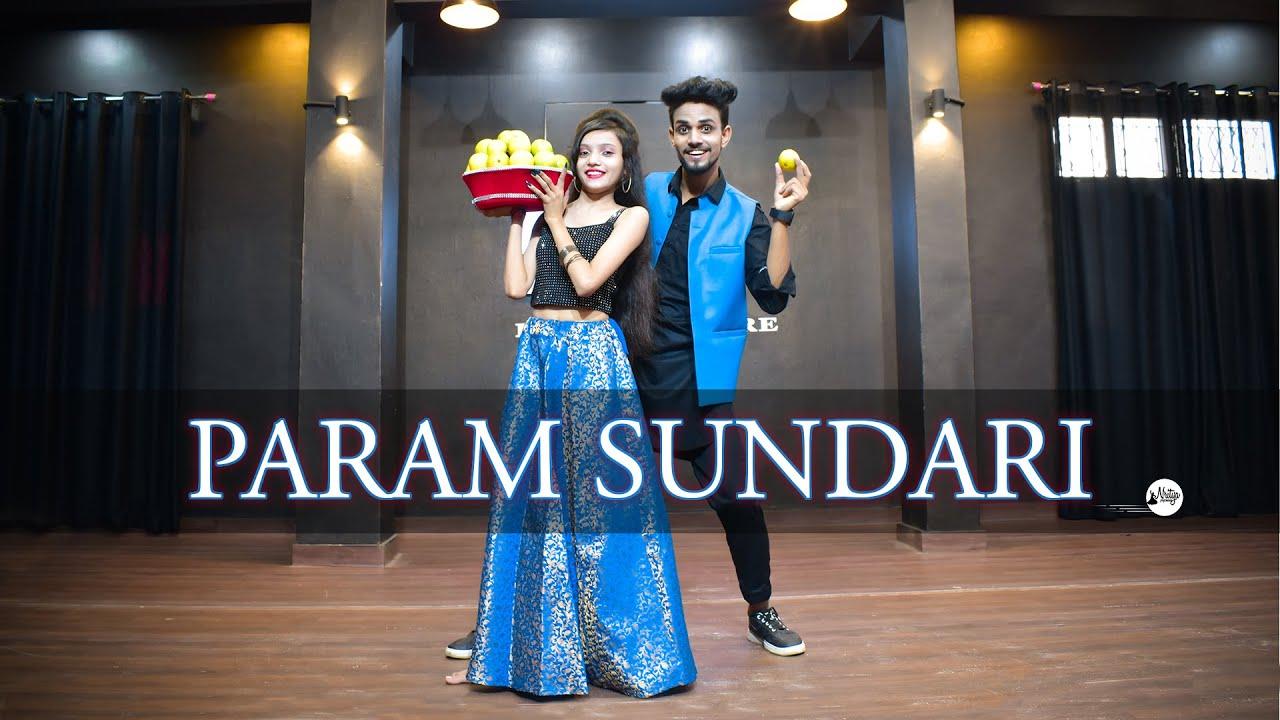 Param Sundari Dance Video | Kriti Sanon | Bollywood Dance Choreography