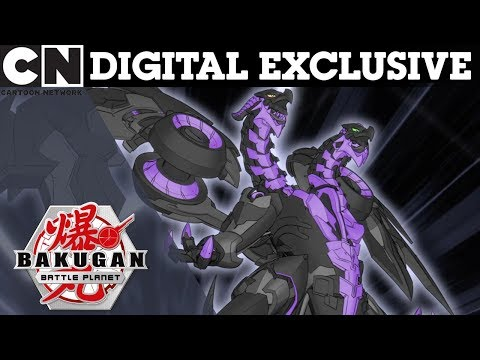 Bakugan: Behind the Battle | Dark Energy | Cartoon Network UK