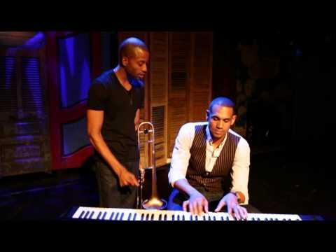 Grant Hill Accompanies Trombone Shorty on NBA Inside Stuff