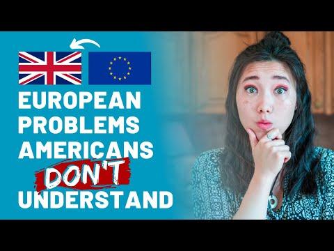 European Problems Reddit is TOO American to Understand   Americans React to r/AskReddit!   Brexit???