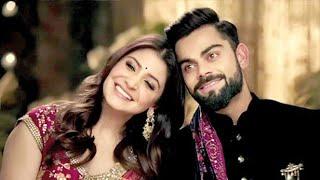 Virat Kohli and Anushka Sharma wedding  video this is for officially Virat Kohli wedding video.