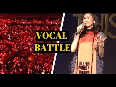 Jessie J. faces Sarah Geronimo in a VOCAL BATTLE OF THE CENTURY