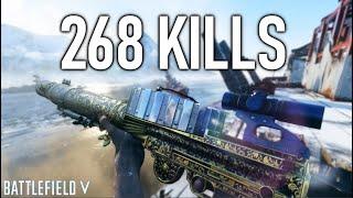 *NEW* 268 KILLS WORLD *RECORD* MULTIPLAYER (KILL RECORD) - Battlefield V/ Battlefield 5
